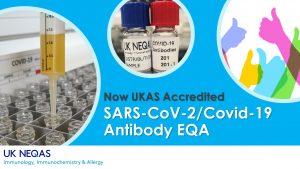 SARS-CoV-2 Covid-19 Antibody EQA