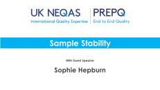 UK NEQAS Webinar 2020