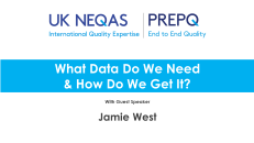 UK NEQAS Pre-Analytical Webinars 2020